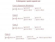 Equazioni/Disequazioni con Valore Assoluto  (DispensaDoppia)