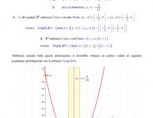 Disequazioni Algebriche di Secondo Grado Grado Intere con Delta Positivo (Ex. S043.087 Doppio)