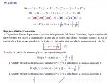 Equazioni Alg. di I Grado Intere (Ex. 457.074)