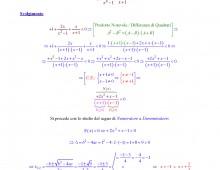 Disequazioni Fratte di Secondo Grado (S057.252)